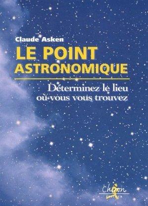 Le point astronomique - Chiron - 9782702707609 -
