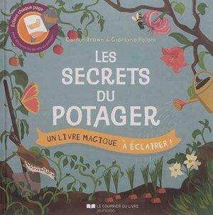 Les secrets du potager - le courrier du livre - 9782702912980 -