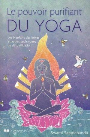 Le pouvoir purifiant du yoga - le courrier du livre - 9782702915400 -