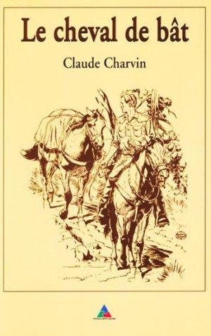 Le cheval de bât - crepin leblond - 9782703001553 -