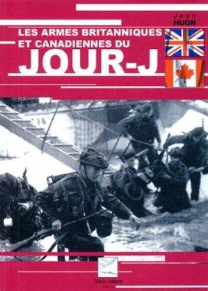 Les armes américaines du Jour-J - Editions Crépin-Leblond - 9782703002178 -