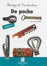Les tire-bouchons de poche - crepin leblond - 9782703003564 -