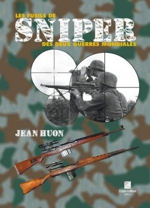 Les fusils de sniper des deux guerres mondiales - crepin leblond - 9782703004073 -