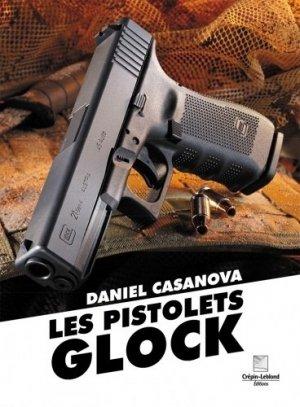 Les pistolets glock - crepin leblond - 9782703004356 - rechargment cartouche, rechargement balistique
