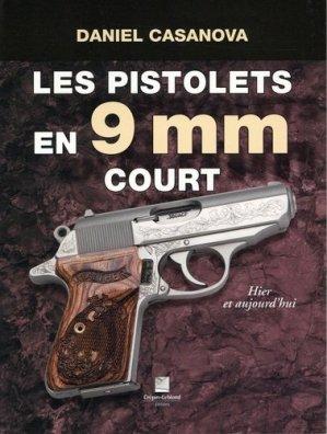 Les pistolets en 9 mm court - crepin leblond - 9782703004479 -