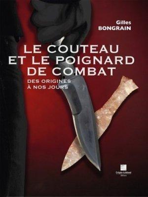 Le couteau et le poignard de combat - crepin leblond - 9782703004509 -