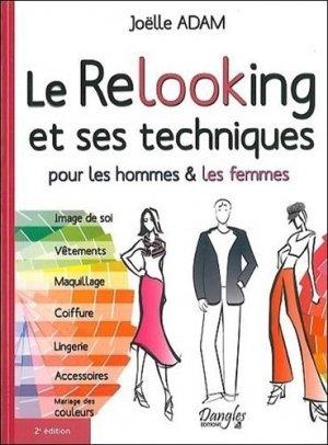 Le relooking et ses techniques - Dangles - 9782703307792 -
