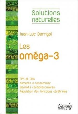 Les oméga-3 - dangles - 9782703310280 -
