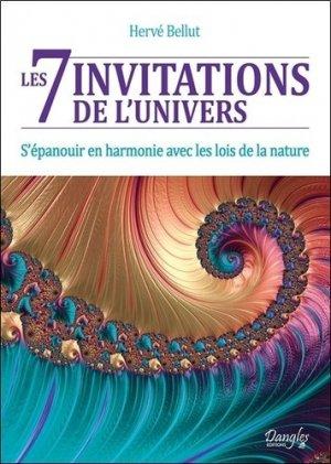 Les 7 invitations de l'univers - dangles éditions - 9782703311171 -
