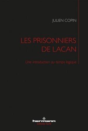 Les prisonniers de Lacan - hermann - 9782705692001 -