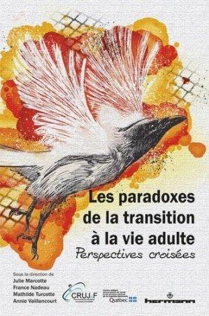Les paradoxes de la transition à la vie adulte - hermann - 9782705696696 -