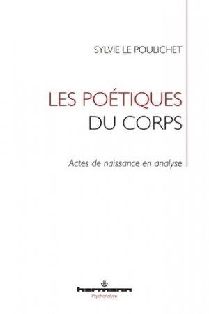 Les poétiques du corps - hermann - 9782705697549 -