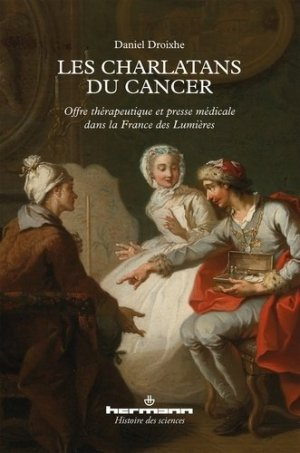 Les charlatans du cancer - hermann - 9782705697730 -