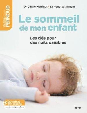 Le sommeil de mon enfant - horay - 9782705805470 -