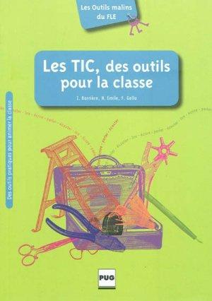 Les TIC, des Outils pour la Classe - pug - 9782706116636 -