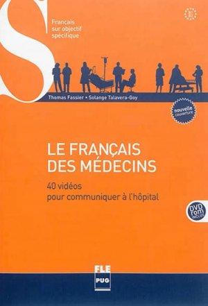 Le français des médecins - pug - 9782706122477 -