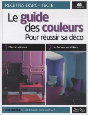 Le guide des couleurs - massin - 9782707208460 - rechargment cartouche, rechargement balistique