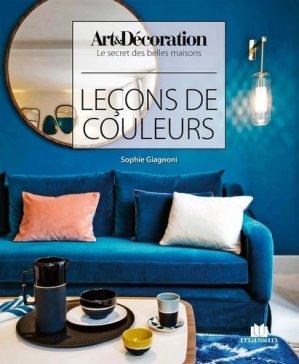 Leçons de couleurs - Massin - 9782707210654 -