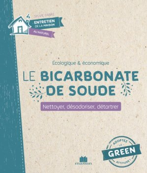 Le bicarbonate de soude - Massin - 9782707211576