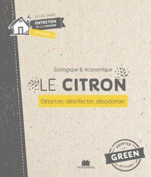 Le citron - Massin - 9782707211637 -