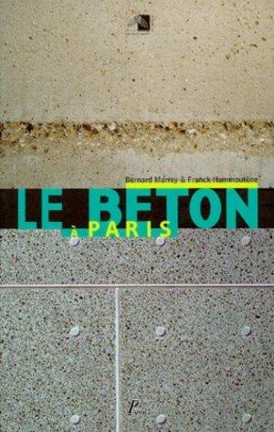 LE BETON A PARIS. Exposition