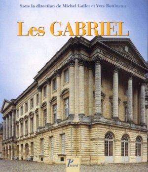 Les Gabriel - Editions AandJ Picard - 9782708407213 - rechargment cartouche, rechargement balistique