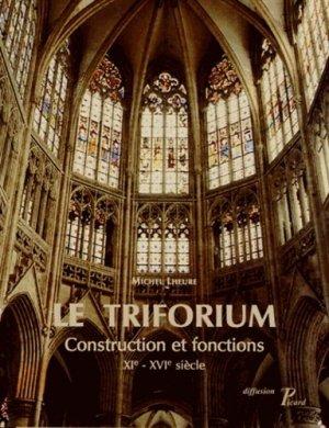 Le Triforium - picard - 9782708409057 -