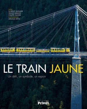 Le train jaune - privat - 9782708959507 -