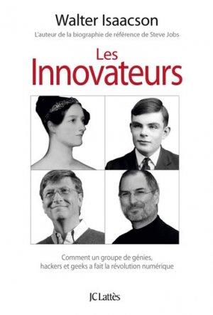 Les innovateurs - lattes - 9782709648707 -