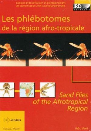Les phlébotomes d'Afrique de l'ouest - ird / ifan - 9782709914536 -