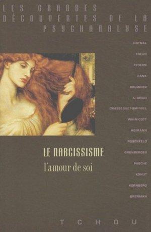 Le narcissisme. L'amour de soi - Sand - 9782710705994 -