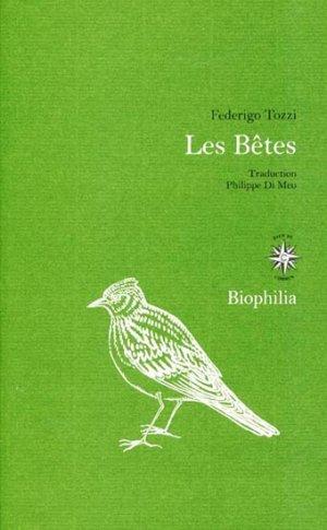 Les Bêtes - corti - 9782714310798 -