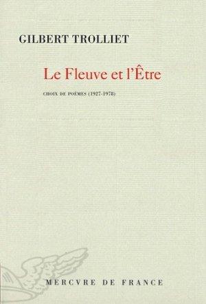 Le fleuve et l'Être - mercure de france - 9782715256484 -