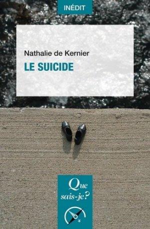 Le suicide - puf - presses universitaires de france - 9782715400870 -