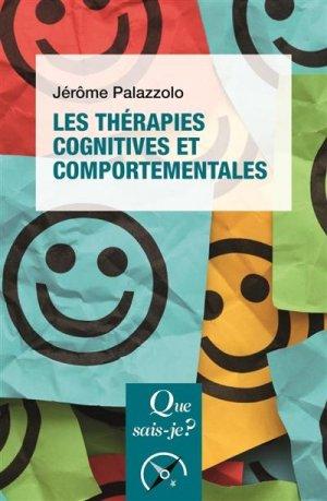 Les thérapies cognitives et comportementales - puf - presses universitaires de france - 9782715402645 -