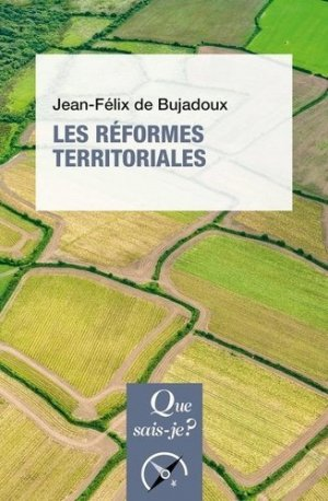 Les réformes territoriales - puf - 9782715403291 -