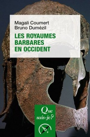 Les royaumes barbares en Occident - puf - 9782715404809 -