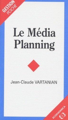 Le média planning - Economica - 9782717825930 -