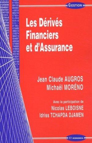 Les dérivés financiers et d'assurance - Economica - 9782717845488 -