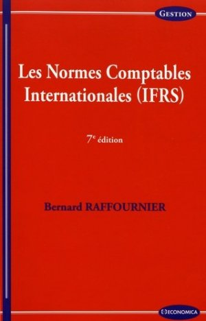Les normes comptables internationales (IFRS) - Economica - 9782717870541 -