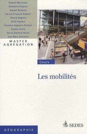 Les mobilités - Sedes - 9782718199627 -