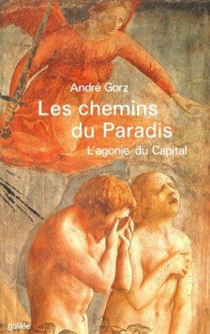 Les chemins du paradis - Editions Galilée - 9782718602448 -
