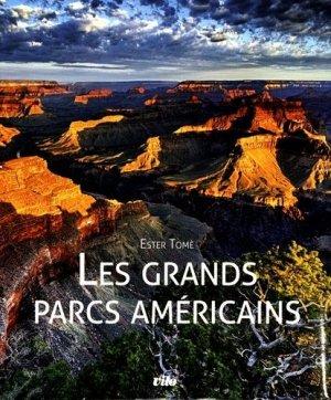Les grands parcs américains - Vilo - 9782719110218 -