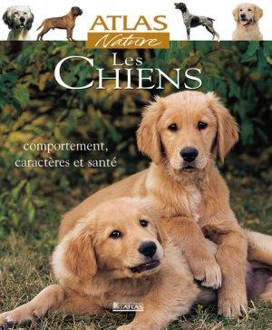 Les chiens - atlas  - 9782723435147 -