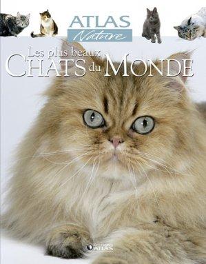 Les plus beaux chats du monde - atlas  - 9782723456937 -