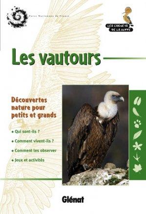 Les vautours - glenat - 9782723468527