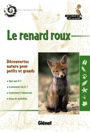 Le renard roux - glenat - 9782723468558 -