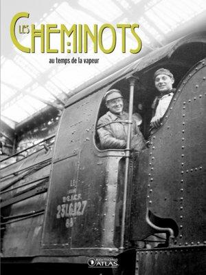 Les cheminots - atlas  - 9782723473156 -