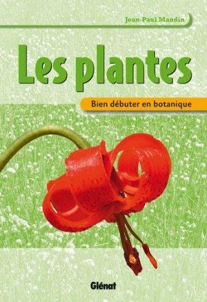 Les plantes - glenat - 9782723476010 -