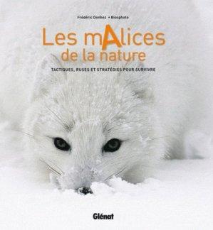 Les malices de la nature - glenat - 9782723477369 -